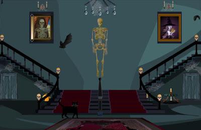jugar juegos de escape Halloween Escape solucion y guia