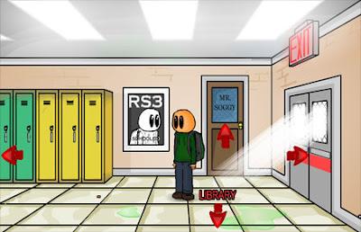 Juegos de escape Riddle School 3 solucion y guia