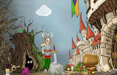 solucion Murphys Gesetz 9 - Fantasy Adventure guia