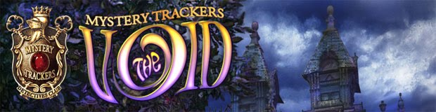 Mystery Trackers: The Void Guia