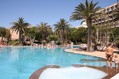 Fuerteventura Playa Barca Hotel Melia Gorriones