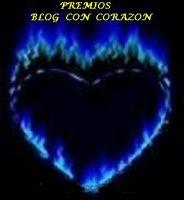 Premio Blog con Corazon