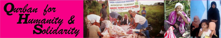 QURBAN FOR HUMANITY & SOLIDARITY