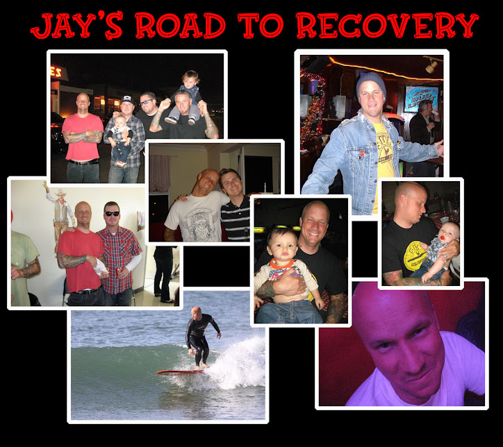 Jay&#39;s Road To Recovery