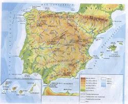 RELEVO DE ESPAÑA