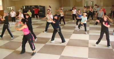 Zumba Group Exercise