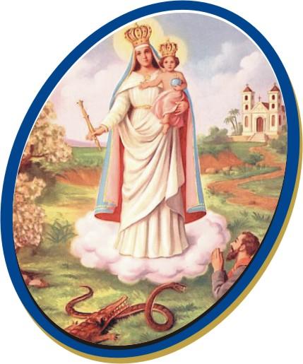 Resultado de imagem para Nossa Senhora da Penha de França