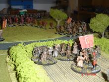 RUSSIAN CIVIL WAR RED ARTILLERY BATTERY