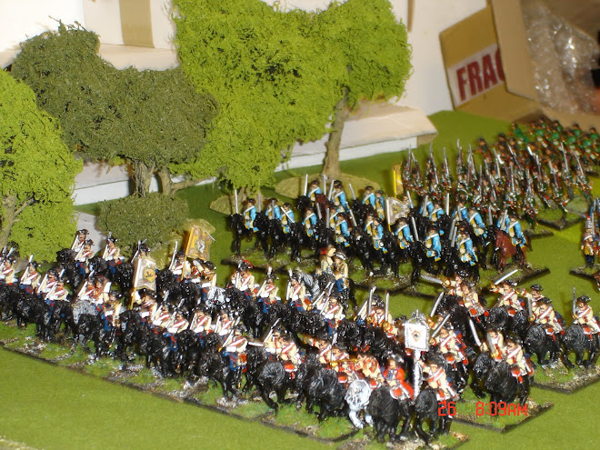 PRUSSIAN SYW CAVALRY