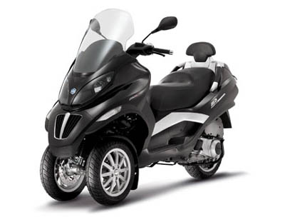Piaggio   on Picture  Usa Big Bicycles  Gambar Motor Terbaru   Piaggio Mp3 250 2009