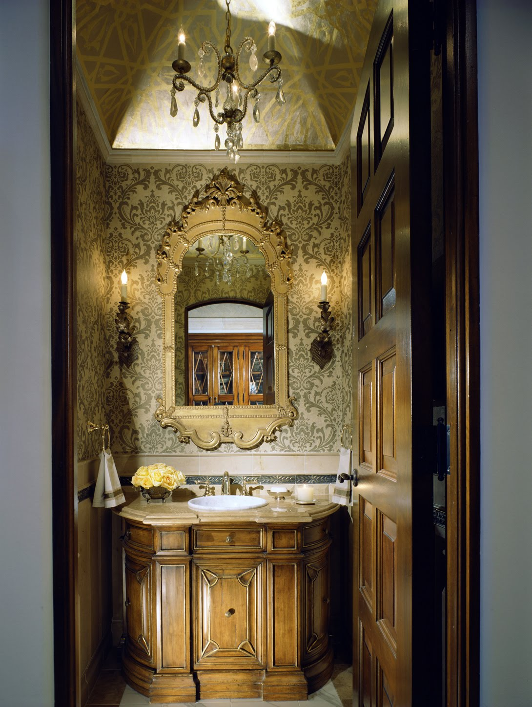 Home Decor Home Lighting Blog Powder Room