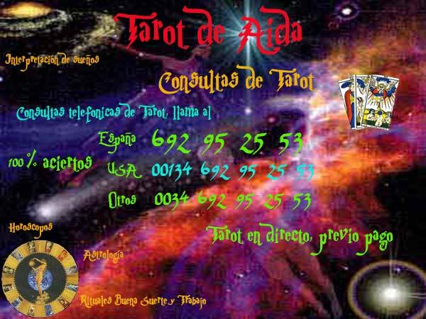 Tarot de Aida