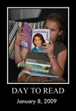Day To Read - January 8, 2009