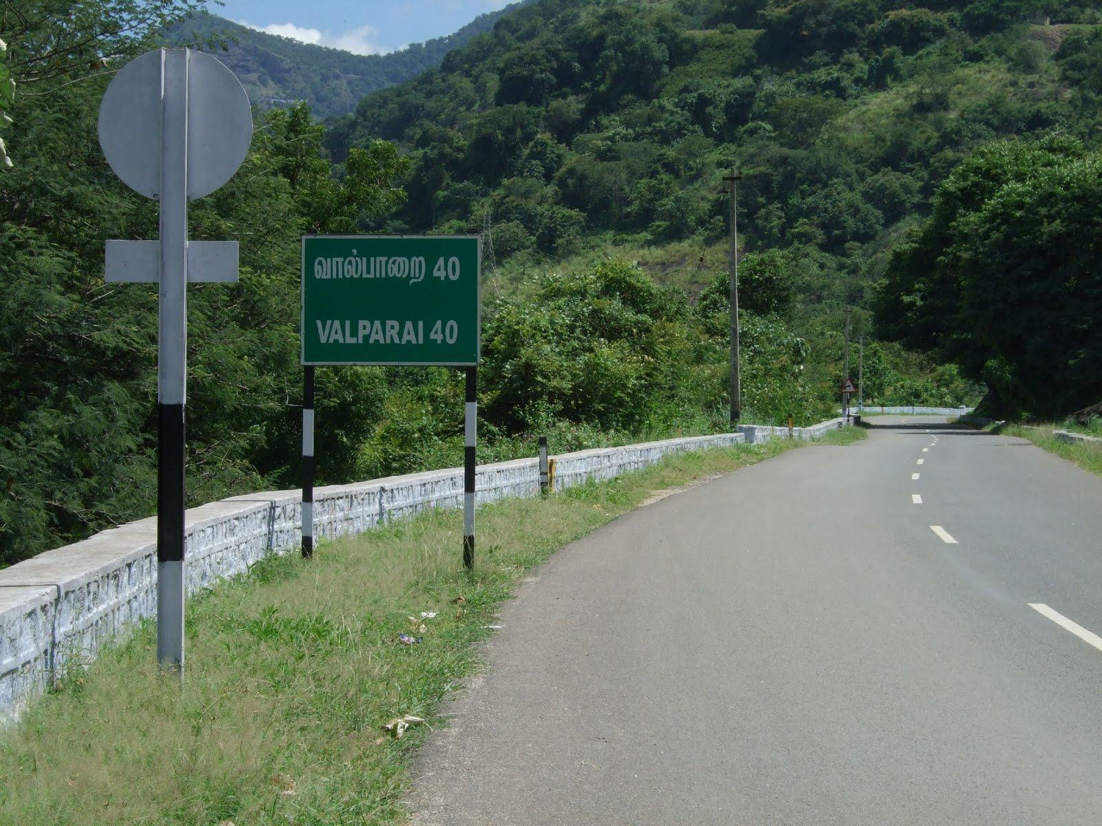 aliyar dam to valparai - photo #34