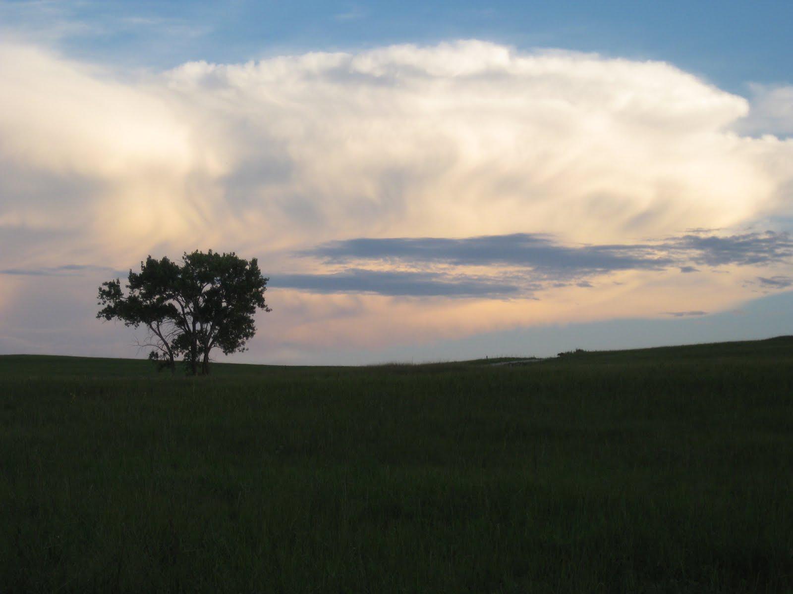 Observations Workshop Kansas Flint Hills Sunrise Sunset