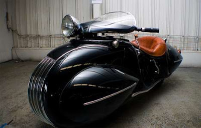 Custom Vintage Motorcycle Seen On www.coolpicturegallery.us