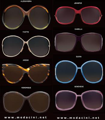 Tom Ford Bayan Güneş Gözlük Modelleri