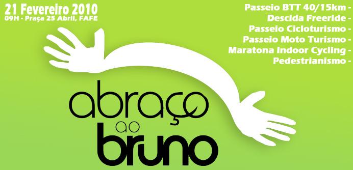 Mega Abraço ao Bruno Lameiras