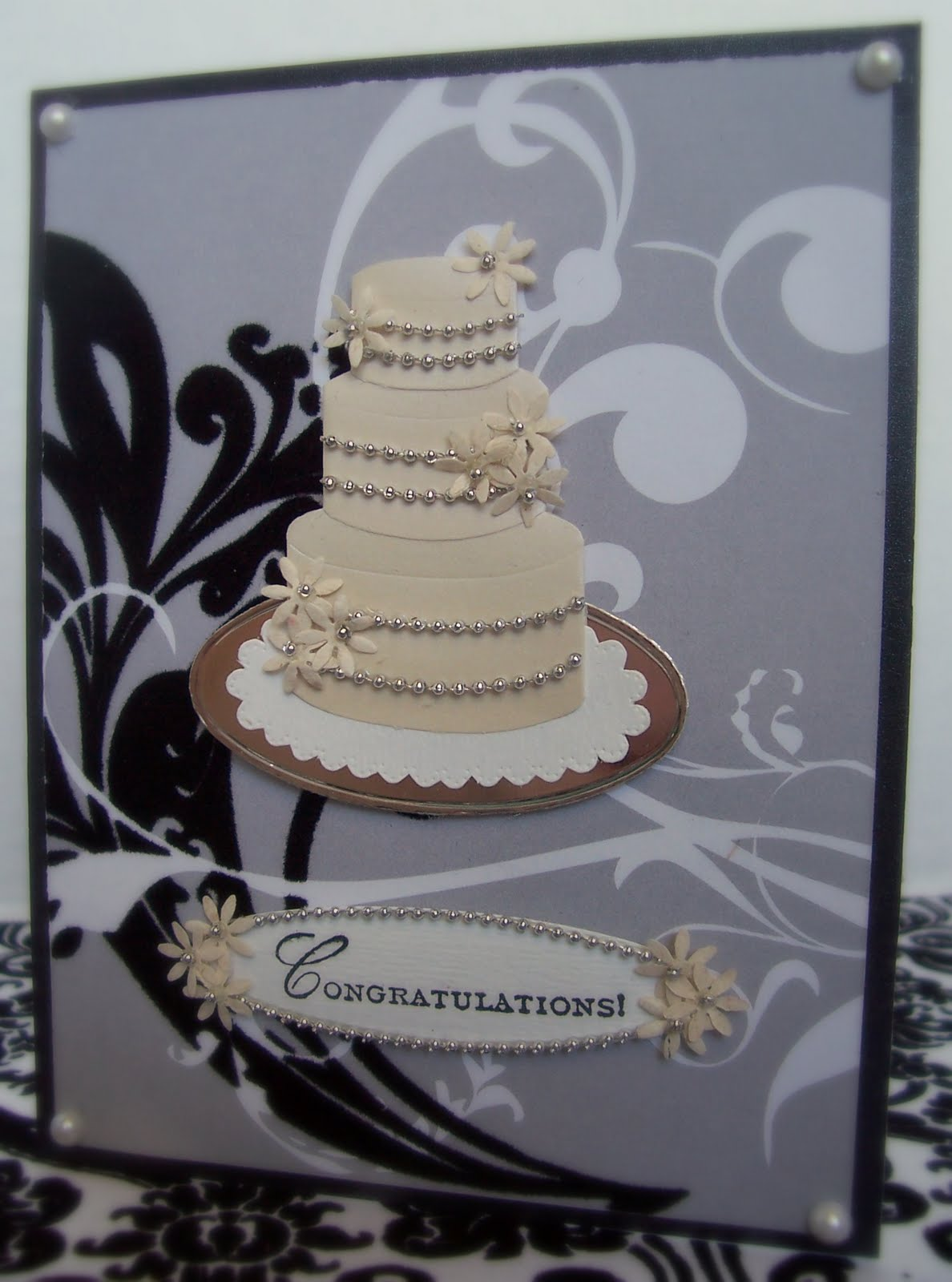 How to scrapbook wedding cards - I Had A Request For A 8 X 8 Pre Made Scrapbook Album To Be Made For A Wedding Gift I Did Not Have A Lot Of Notice But I Almost Think