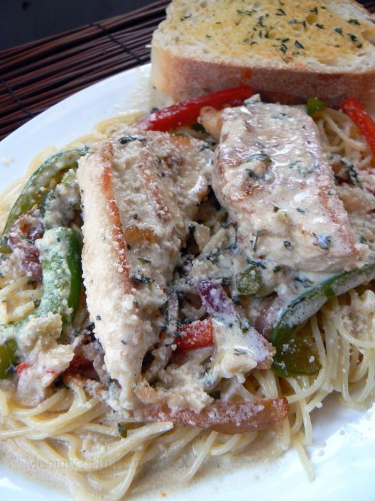 Mih Product Reviews Giveaways Olive Garden 39 S Chicken Scampi Knock Off