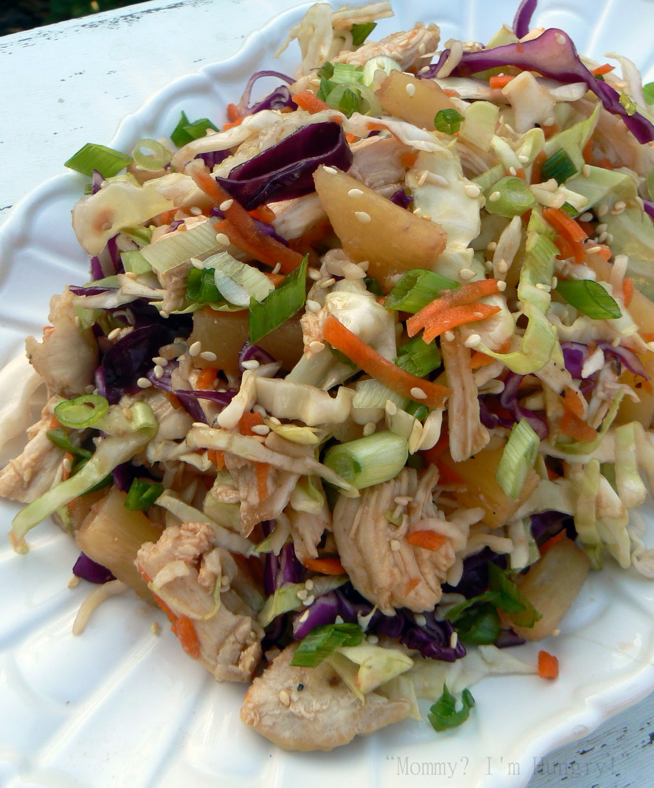Polynesian Chicken Salad
