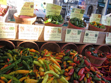 The Only Stand With Hot Peppers!!