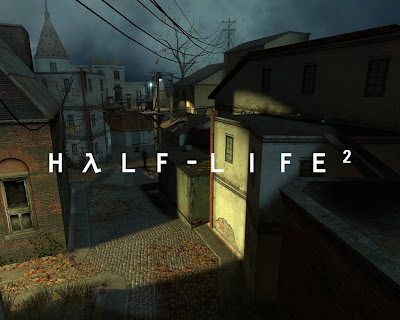 The best half-Life 2 Logo