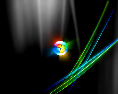 black edition« » windows 7 wallpaper« » Windows Se7en XP Black Edition