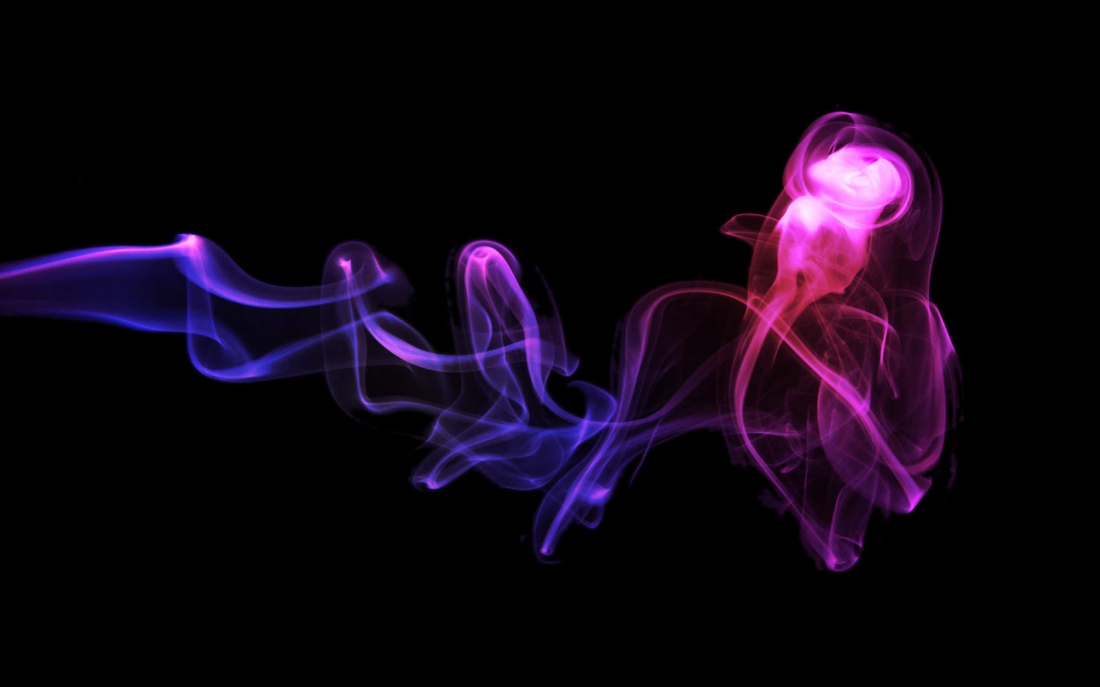 Awsome purple smoke dark background wall box - Dark smoking wallpapers ...