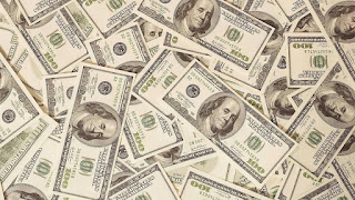 My First Million Dollars Cash Economy Colaps HD Wallpaper