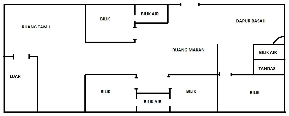Arkitek rumah bungalow joy studio design gallery best for Arkitek home plans