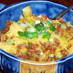 Nothing But Crumbs: The Best Damn Slow Cooker Chili