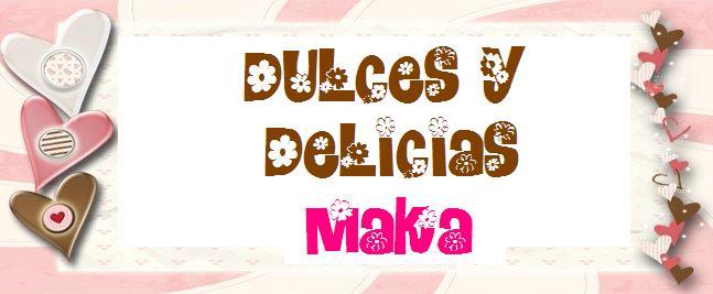 Dulces y delicias Maka