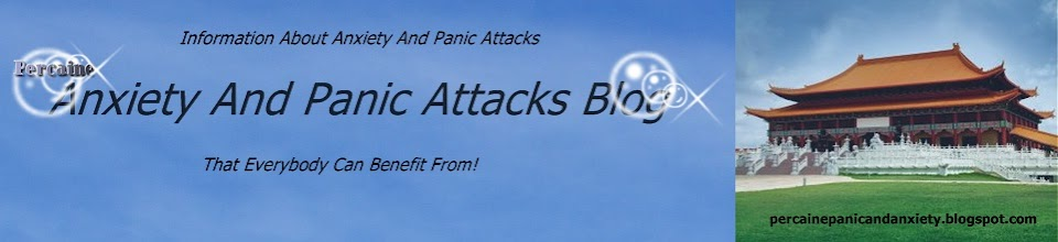 anxiety and panic attacks blog