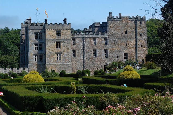 Exterior of Chillingham Castle