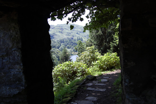 View from Wordsworth's Summer House, Rydal Mount