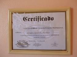 CERTIFICADO DE CAPACITAÇÃO