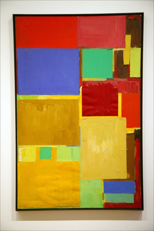 Hans Hofmann | Oil Painting Reproductions - Oil Painting on Canvas