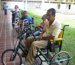 Jornda de atenciòn a la poblaciòn discapacitada