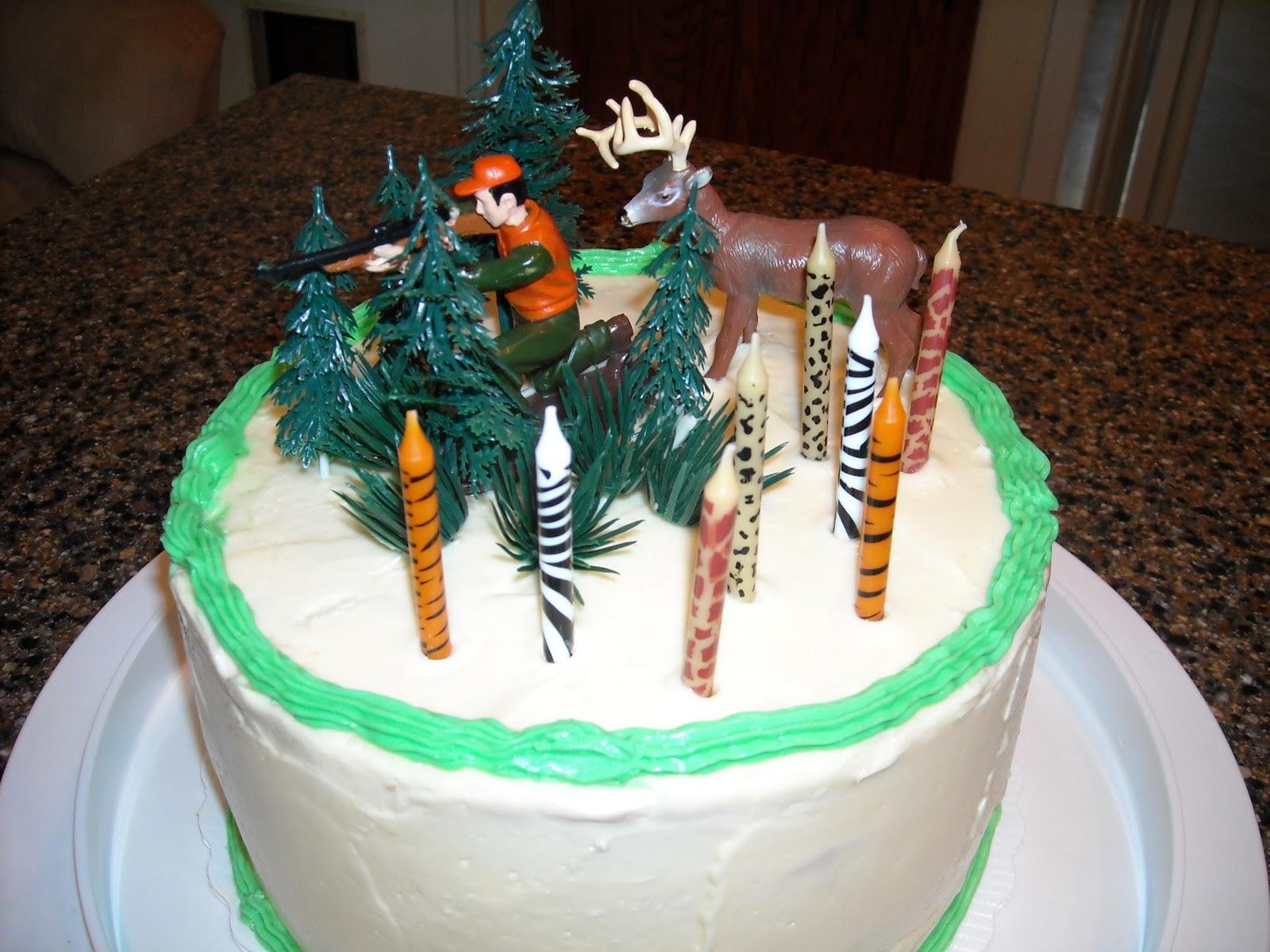 Baking Daze in Lake Arrowhead: Happy Birthday Chuck: This One was Fun!
