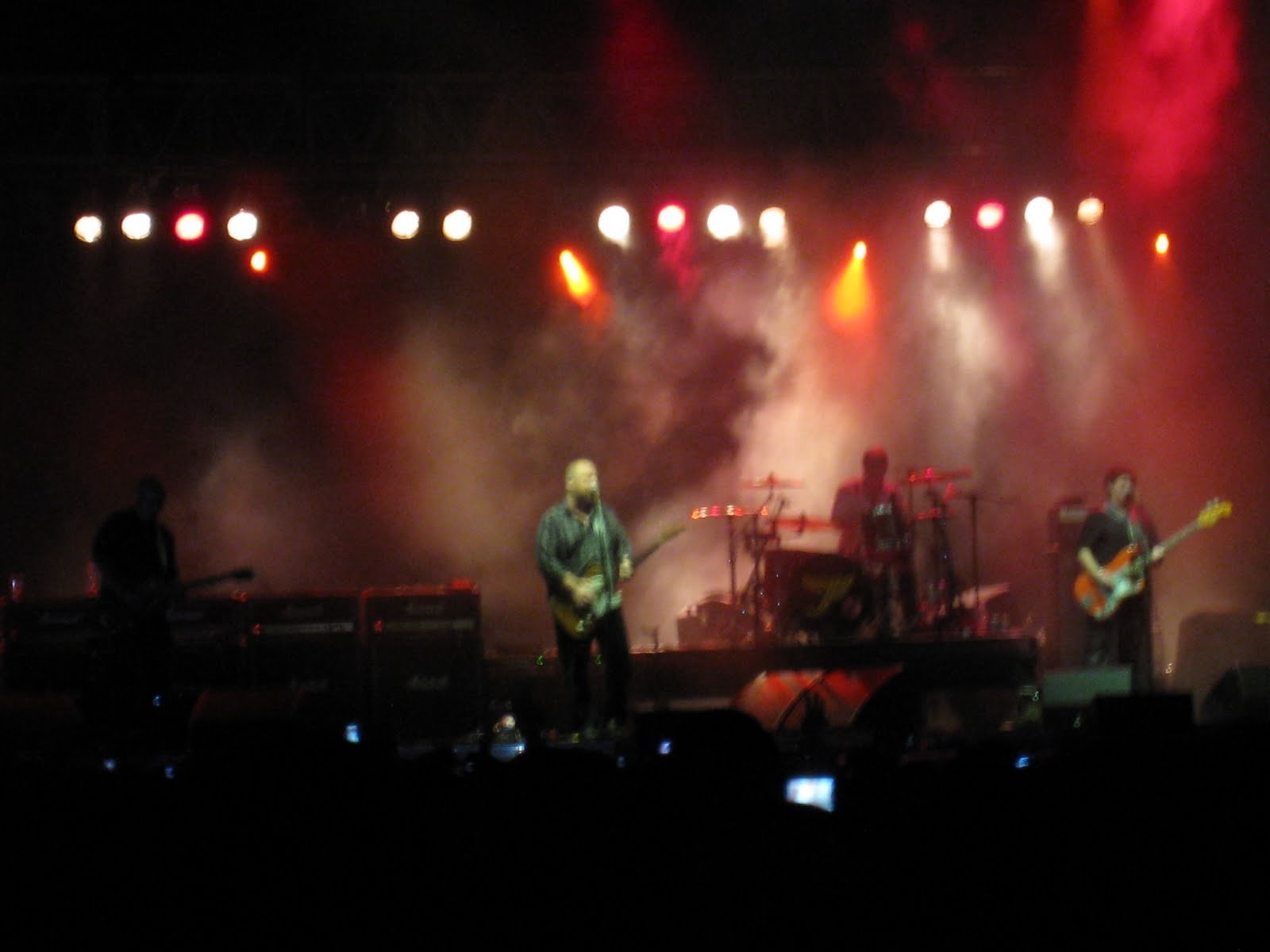Bootleg : Pixies - Live at Maquinaria Festival, Santiago, Chile, 9 October ...