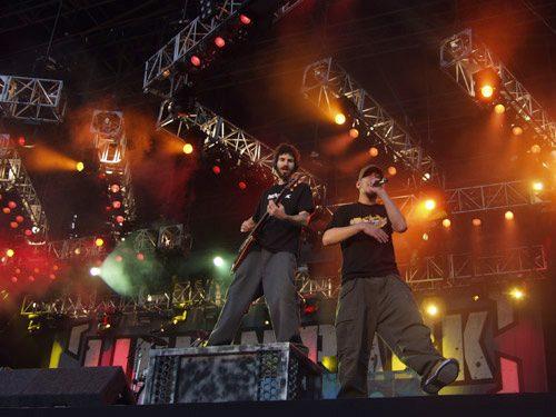 Bootleg : Linkin Park - Live at Maquinaria Festival, Santiago, Chile, ...