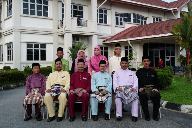Pegawai -pegawai Unit Pengurusan Sekolah PPDS