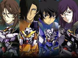 Gundam Sousei Anime