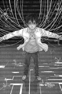 Bloody Monday Season Manga Image