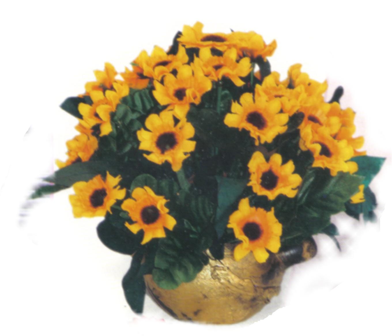 Decoraci n de rincones ideas para decorar con flores - Plantas artificiales para decorar ...