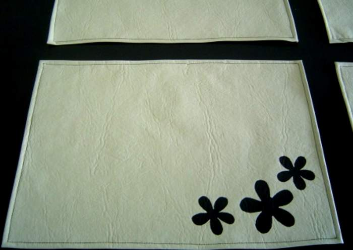 Ideas para pintar en tela y objetos decorativos ideas para pintar tapetes y manteles - Ideas para hacer manteles ...