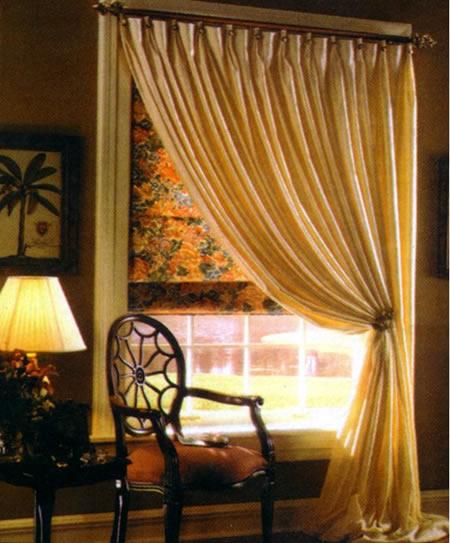 Decoraci n de rincones ideas para hacer cortinas - Decoracion de cortinas ...