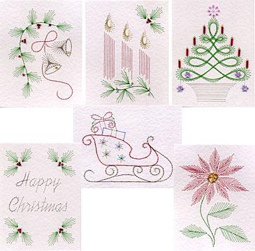 Patrones para bordados patrones para bordar gratis con - Dibujos navidenos para bordar ...