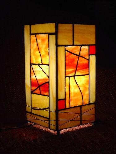 Vitrales ideas para hacer l mparas con vitrales - Ideas para lamparas ...
